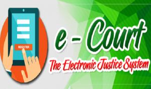 Ilustrasi e-court