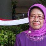 Ibunda Presiden Jokowi Sudjiatmi/Kompas