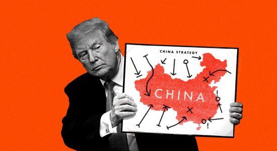 Presiden AS Donald Trump/Axios