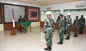 Sidang penjatuhan hukuman disiplin di Mako Rindam Jaya Jakarta, Senin (18/5/2020)/dok.Pendam Jaya