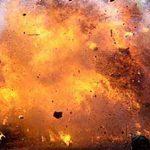 Restoran Dekat Kantor Polisi Diguncang Bom