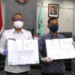 Gubernur Kalbar dan Kepala BPKP Tanda Tangani Nota Kesepakatan