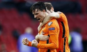 Kualifikasi Piala Dunia, Belanda Kalahkan Latvia 2-0