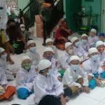 Peringati Isra Miraj, Majelis Dzikir Al-Qurbah Bersama IPC Tanjung Priok Gelar Sunatan Massal