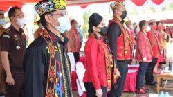 Terapkan Prokes, Ritual Adat Naik Dango ke XXXVI Digelar di Kabupaten Landak