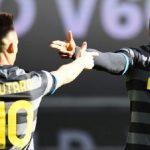 AC Milan Bermain Imbang, Inter Milan di Ambang Scudeto
