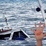 Kapal Terbalik, 17 ABK Masih Dicari Tim SAR