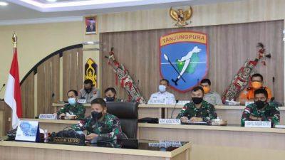 Pangdam XII/Tpr Bekali Pasis Dikreg XLVIII Sesko TNI
