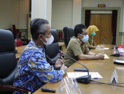 Sekda Kalbar Hadiri Prapendampingan Penilaian Standar Pelayanan Publik