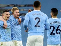 Manchester City di Ambang Gelar Juara Liga Inggris