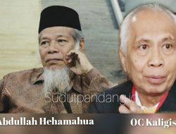 OC Kaligis Pertanyakan Gelar Doktor Abdullah Hehamahua