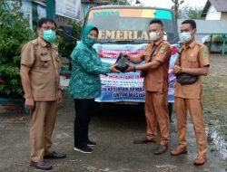 Disperindag Empat Lawang Salurkan Paket Sembako Tebus Murah di Paiker