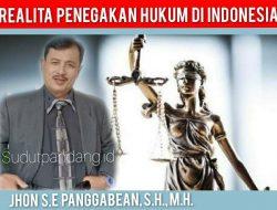 Realita Penegakan Hukum di Indonesia