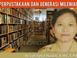 Perpustakaan dan Generasi Milenial