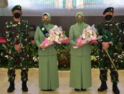 Kodam Jaya Gelar Pengukuhan Ibu Raksa Karini dan Lepas Sambut Pangdam Jaya