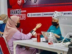 Gaspol Dukung Program Pemerintah, DPC PDIP Jakarta Utara Gelar Vaksinasi