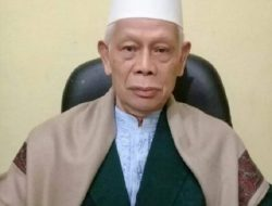 Kabar Duka, Ketua Majelis Fatwa Mathla'ul Anwar KH Bai Ma'mun Tutup Usia