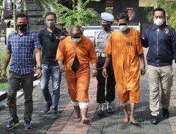 Melawan Saat Ditangkap, Dua Residivis Pembobol Minimarket Dihadiahi Timah Panas