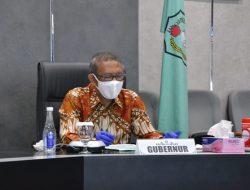 Ikuti Rapat Evaluasi PPKM Darurat, Gubernur Kalbar Usulkan Ini ke Kemenkes