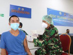 441 Orang Telah Melakukan Vaksinasi di Bandara Internasional Supadio