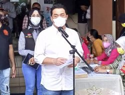Wagub DKI Apresiasi Vaksinasi yang Digelar HDCI Bersama Pemkot Jakpus