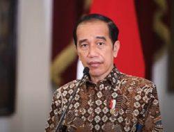 Jokowi Kembali Umumkan Perpanjangan PPKM Jawa-Bali