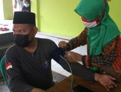 Kelurahan Pejagalan Gencar Laksanakan Vaksinasi