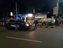 Polsek Metro Tamansari  Intensif Patroli Malam