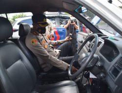 Kapolres Badung Pimpin Apel Pengecekan Kendaraan Dinas