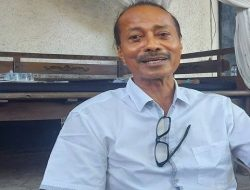 Zainal Tayeb Jadi Penghuni Rutan Polres Badung