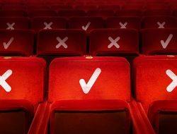 PPKM Level 3, Bioskop Mulai Dibuka