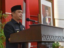 Wagub Kalbar Sampaikan Nota Penjelasan Gubernur Terhadap Perubahan APBD 2021