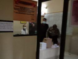 Diperiksa dari Pagi, Zainal Tayeb Ngandang di Polres Badung