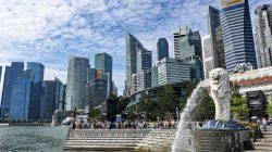 Singapura Kembali Berlakukan Sekolah dari Rumah
