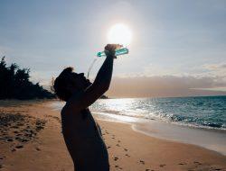 Warga Bali Rasakan Cuaca Panas Beberapa Hari Terakhir