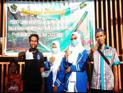 Kepsek SMAN 3 Sape Kirim Siswa Ikut Lomba Pidato Bahasa Inggris se-Pulau Sumbawa