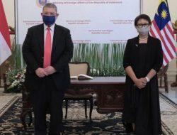 Indonesia dan Malaysia Siap Kolaborasi Tangani Pandemi