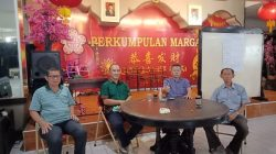 Pemilihan Ketua Umum Perkumpulan Marga Lim Mirip Pilkada