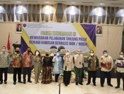 Mewujudkan Pelabuhan Tanjung Priok Menjadi Kawasan Berbasis WBK/WBBM