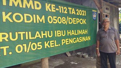 TMMD ke-112 Sukses di Depok, Kodam Jaya Perkokoh Kemanunggalan TNI dengan Rakyat