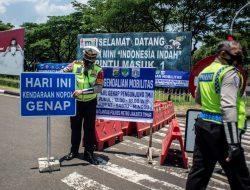 Ini 13 Titik Ganjil Genap di DKI Jakarta